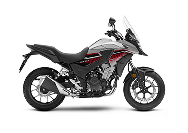 2018 Honda CB500X in Johnson City, Tennessee