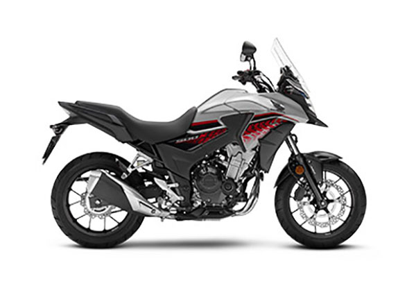 2018 Honda CB500X ABS in Sterling, Illinois