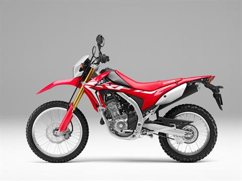 2018 Honda CRF250L in Lakeport, California