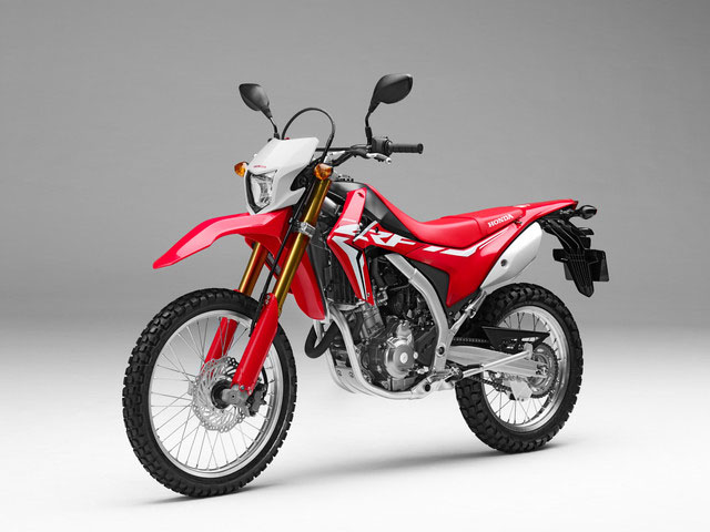 2018 Honda CRF250L in Greeneville, Tennessee