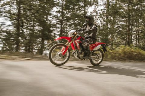 2018 Honda CRF250L in Sumter, South Carolina