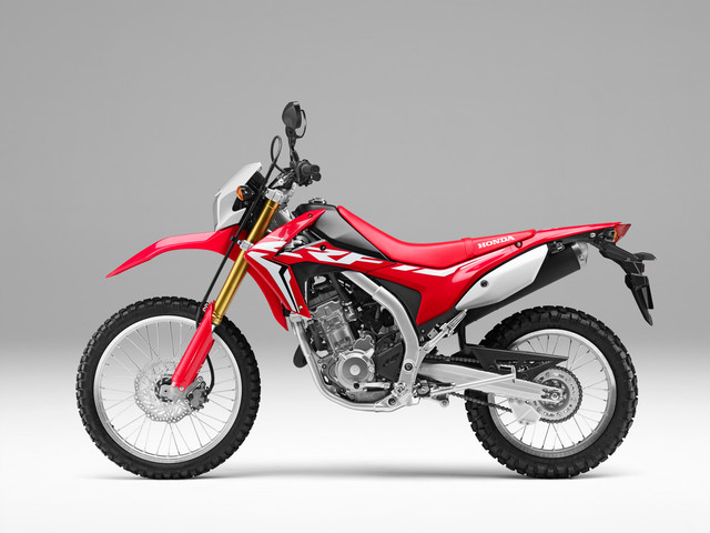 2018 Honda CRF250L ABS in Middletown, New Jersey