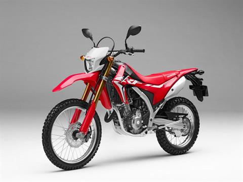 2018 Honda CRF250L ABS in Petersburg, West Virginia