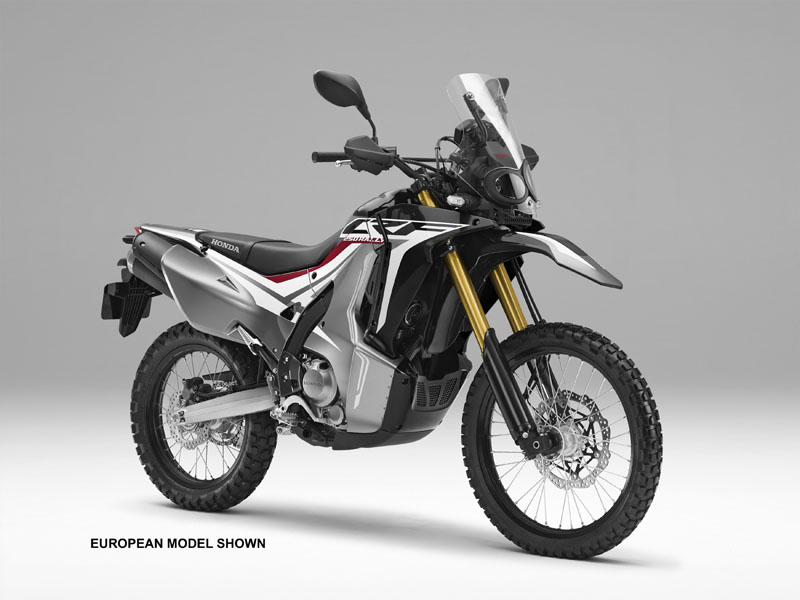 2018 Honda CRF250L Rally ABS in Hamburg, New York