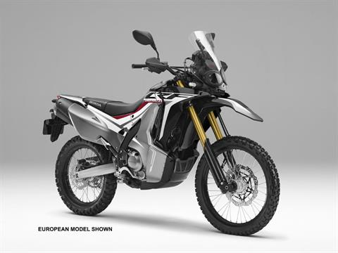 2018 Honda CRF250L Rally ABS in Adams, Massachusetts