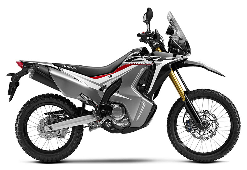2018 Honda CRF250L Rally ABS in Ashland, Kentucky