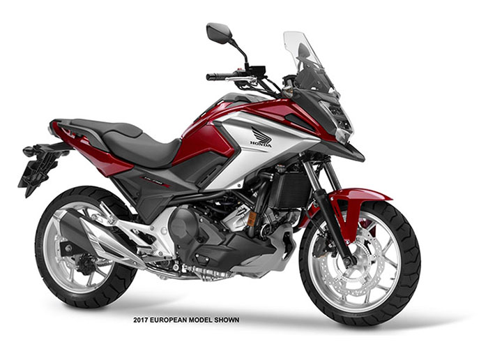 2018 Honda NC750X DCT in Stuart, Florida - Photo 1