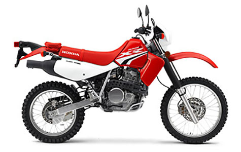 2018 Honda XR650L in Augusta, Maine