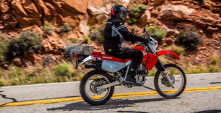 2018 Honda XR650L in Victorville, California - Photo 2