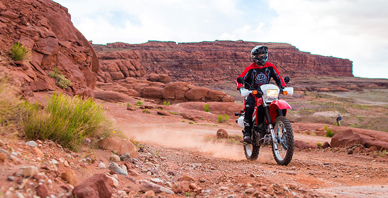 2018 Honda XR650L in Saint George, Utah