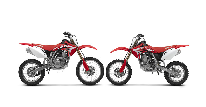 2018 Honda CRF150R Expert in Baldwin, Michigan