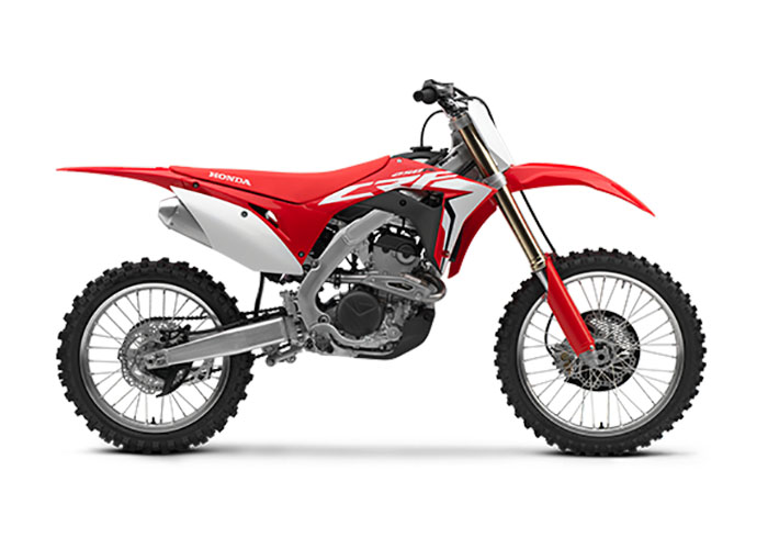 2018 Honda CRF250R in Monroe, Michigan - Photo 1