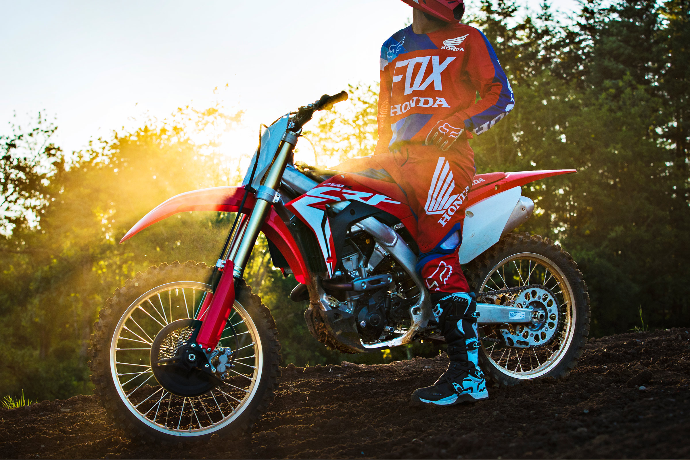 2018 Honda CRF250R in Hendersonville, North Carolina