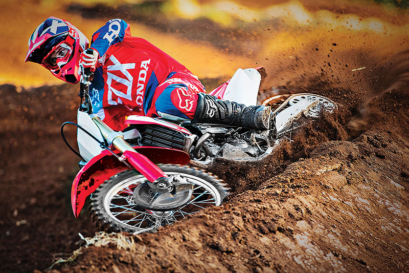 2018 Honda CRF250R in Monroe, Michigan - Photo 11