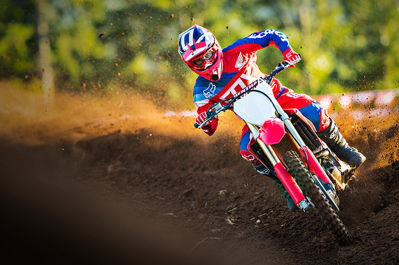 2018 Honda CRF250R in Merced, California - Photo 14