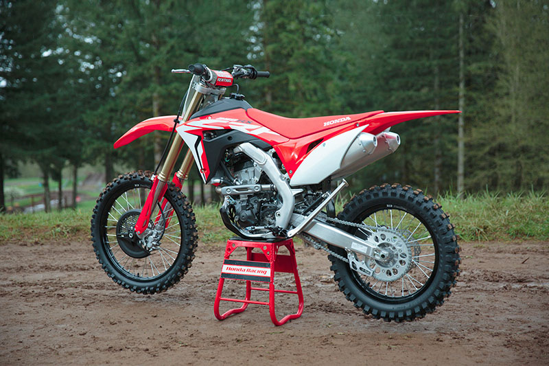 2019 Honda CRF250RX in Iowa City, Iowa - Photo 7