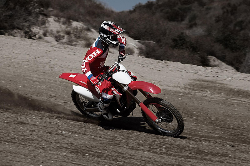 2018 Honda CRF450R in Berkeley, California - Photo 3