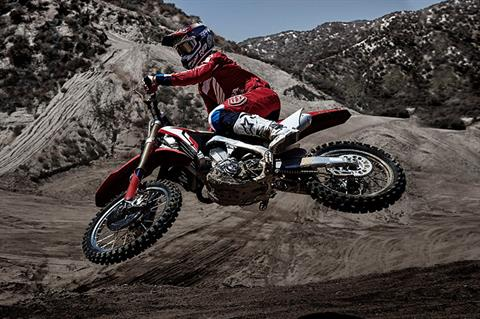 2018 Honda CRF450R in Berkeley, California - Photo 4