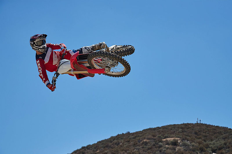 2018 Honda CRF450R in Berkeley, California - Photo 5