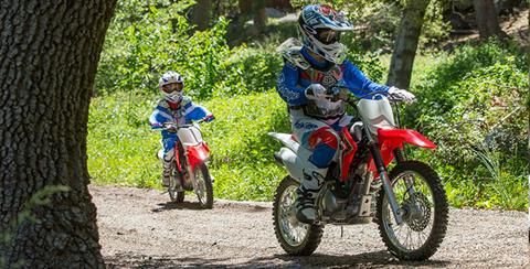 2018 Honda CRF125F in Spencerport, New York