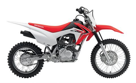 2018 Honda CRF125F in West Bridgewater, Massachusetts