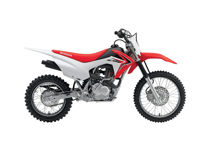 2018 Honda CRF125F in Monroe, Michigan
