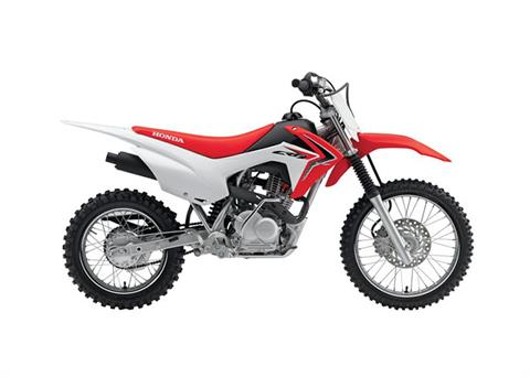 2018 Honda CRF125F in Phillipston, Massachusetts