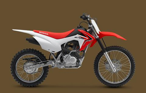 2018 Honda CRF125F (Big Wheel) in Gaylord, Michigan