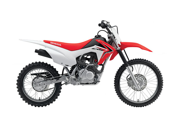 2018 Honda CRF125F (Big Wheel) in Belle Plaine, Minnesota