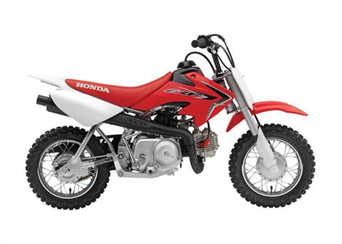 2018 Honda CRF50F in Baldwin, Michigan