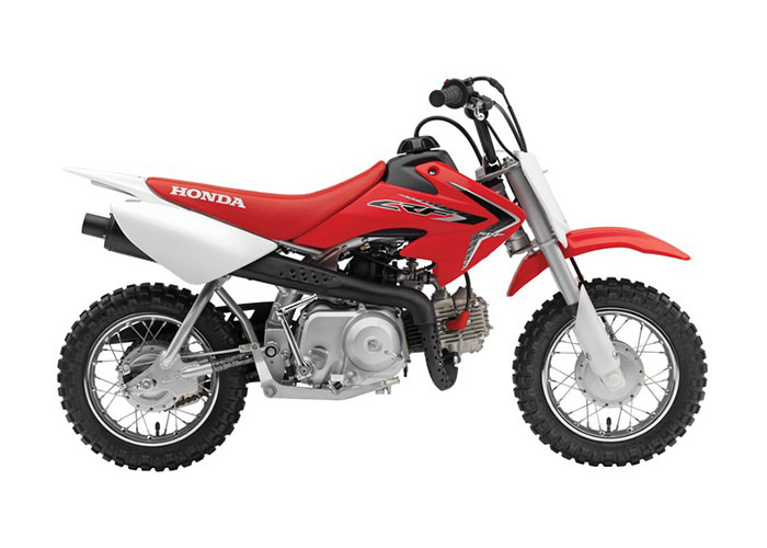 2018 Honda CRF50F in Corona, California