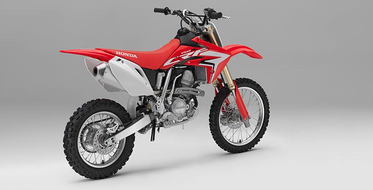 2018 Honda CRF150R in Ukiah, California