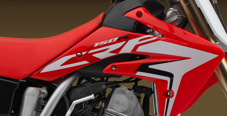 2018 Honda CRF150R in West Bridgewater, Massachusetts