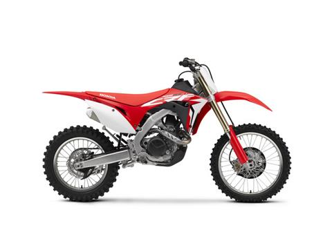 2018 Honda CRF450RX in Brunswick, Georgia