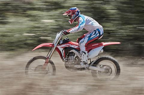 2018 Honda CRF450RX in Petaluma, California
