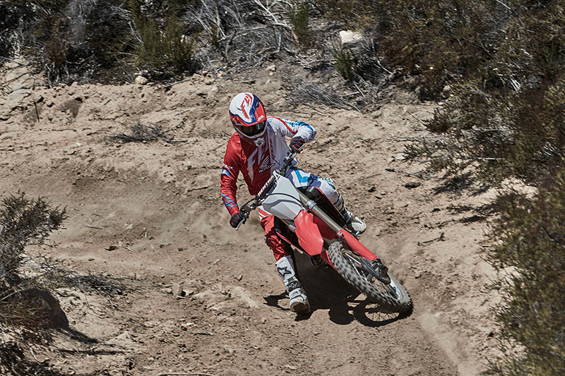 2018 Honda CRF450RX in Petersburg, West Virginia