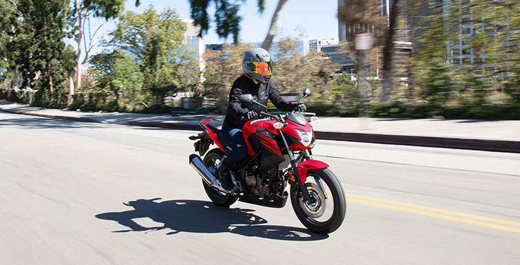 2018 Honda CB300F ABS in Lapeer, Michigan