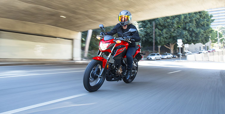 2018 Honda CB300F ABS in Palatine Bridge, New York