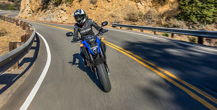 2018 Honda CB500F in Hollister, California
