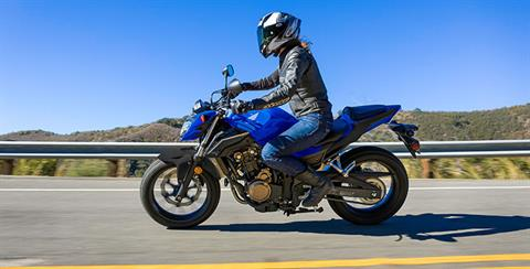 2018 Honda CB500F ABS in Chattanooga, Tennessee - Photo 5