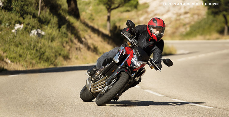2018 Honda CB650F ABS in Colorado Springs, Colorado