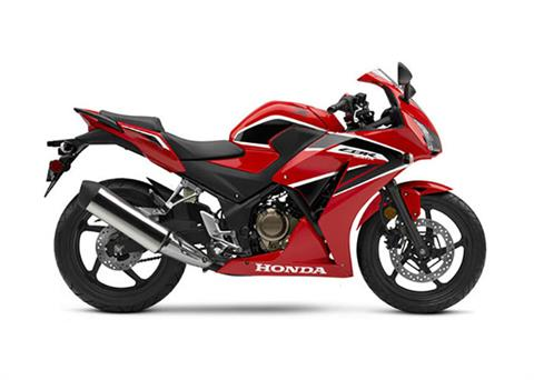 2018 Honda CBR300R in New Bedford, Massachusetts