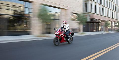 2018 Honda CBR300R in Cedar City, Utah