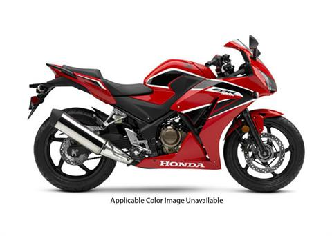 2018 Honda CBR300R ABS in Hollister, California