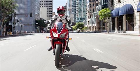 2018 Honda CBR300R ABS in Petaluma, California