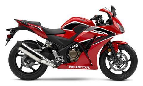 2018 Honda CBR300R ABS in Monroe, Michigan