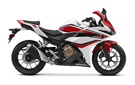 2018 Honda CBR500R in Columbia, South Carolina