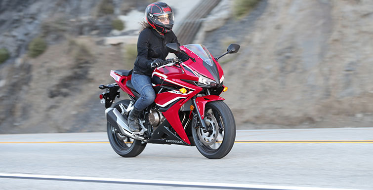 2018 Honda CBR500R ABS in Victorville, California - Photo 6