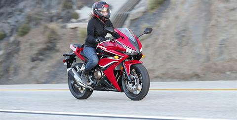 2018 Honda CBR500R ABS in Adams, Massachusetts