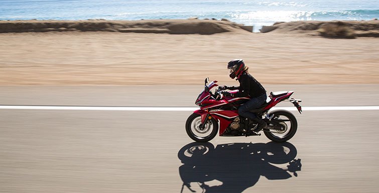 2018 Honda CBR500R ABS in Saint George, Utah